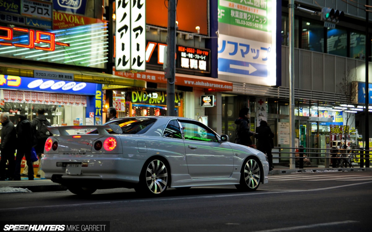 Only in Japan: A Carspotting Story