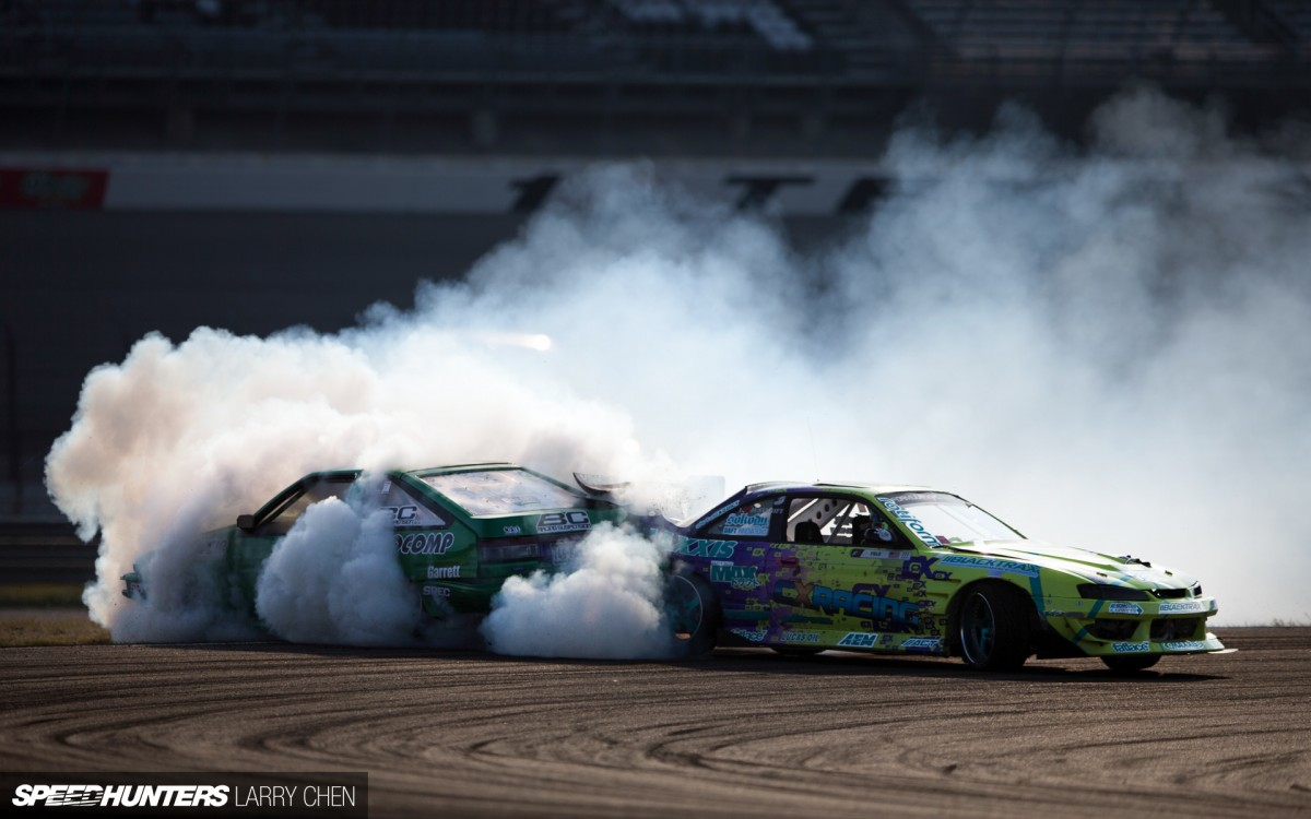Through My Lens: Formula Drift Texas