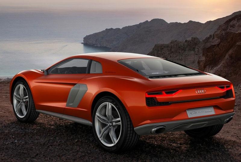 An All Terrain Supercar The Audi Nanuk Quattro Speedhunters
