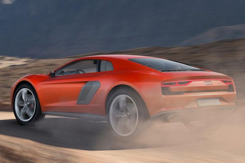 An All-terrain Supercar? The Audi NanukQuattro
