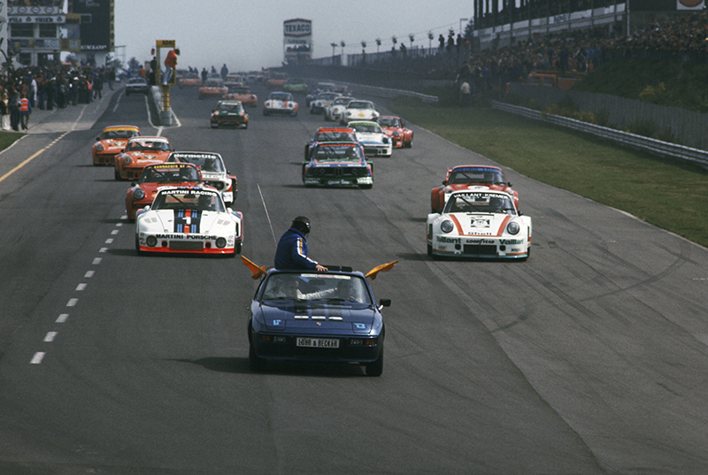 Poll: The Greatest 911 Race Car?