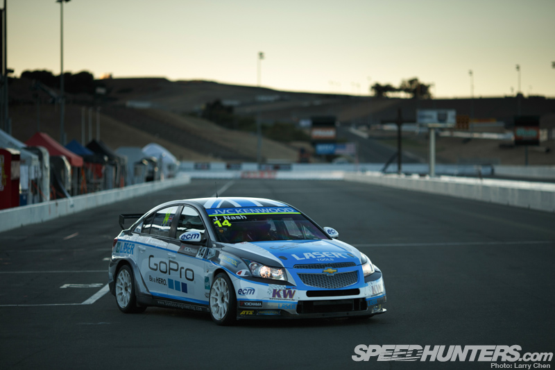 Racing A World Car: Bamboo's Wtcc Chevy Cruze