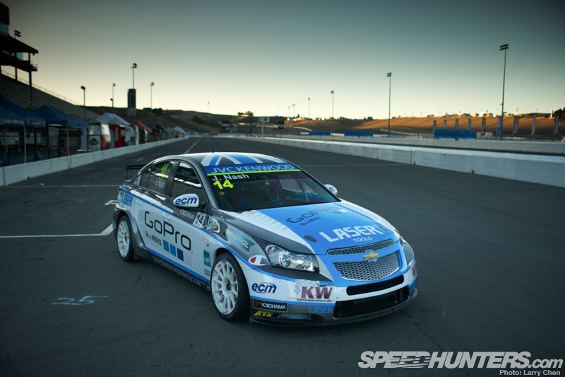 Racing A World Car: Bamboo's Wtcc Chevy Cruze - Speedhunters