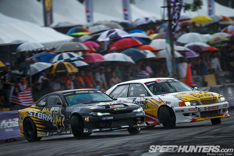 Formula D Malaysia: When It Rains, It Pours