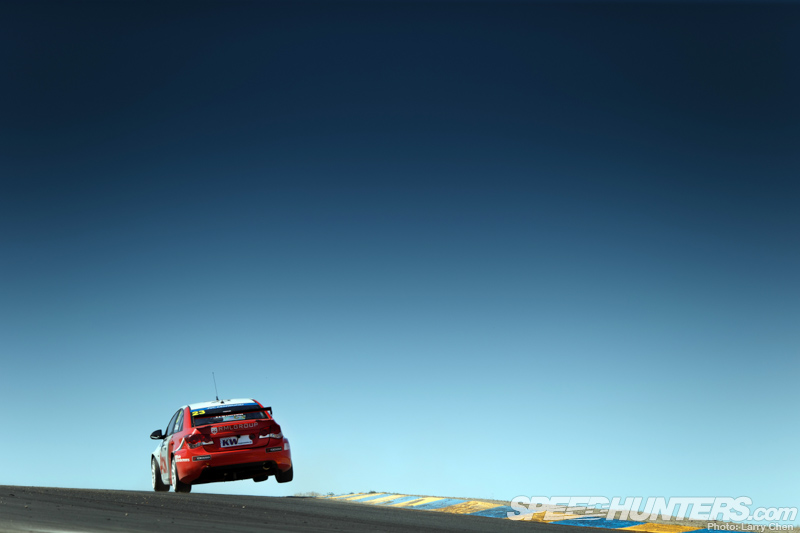 World Touring Car Championship: Sonoma