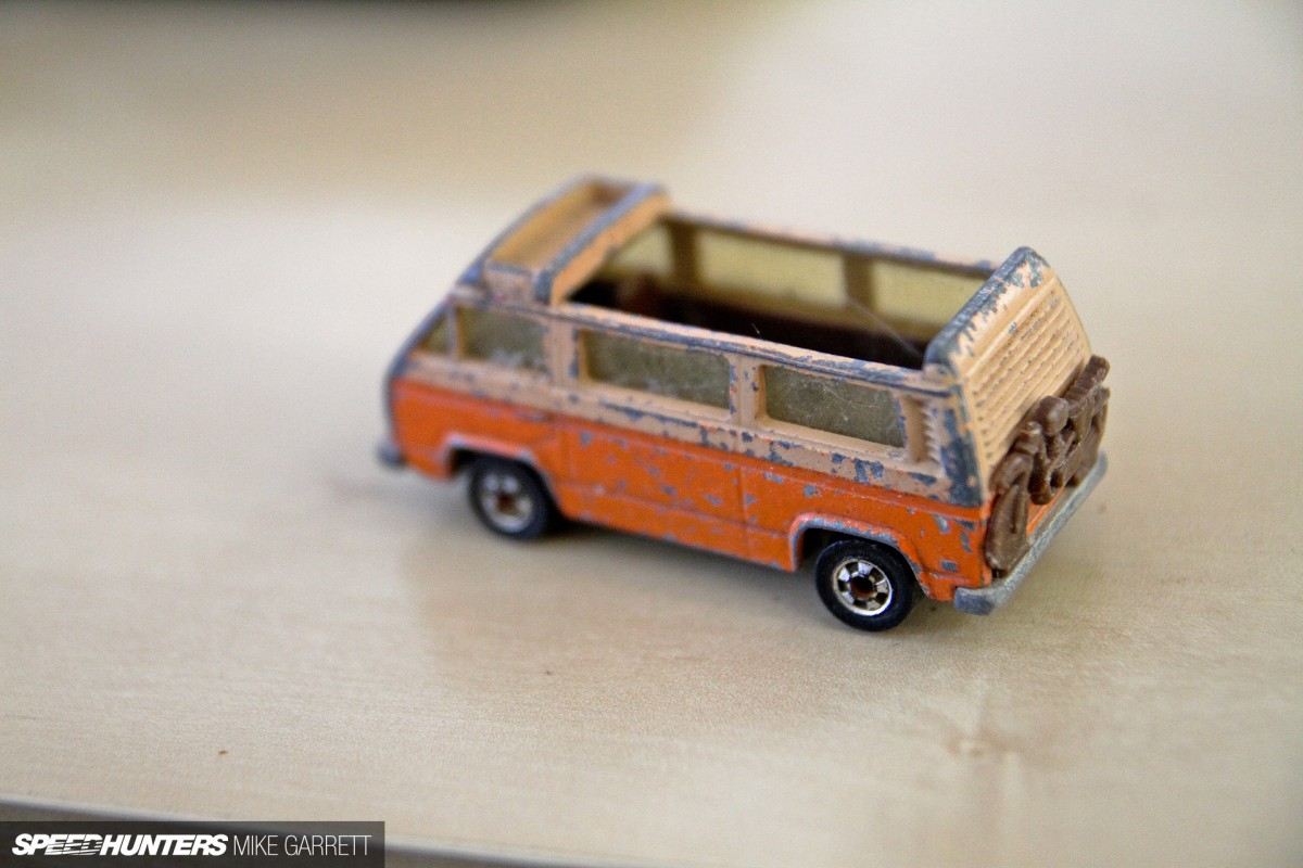 Small Cars, Big Memories: A Pile Of Old Toys - Speedhunters