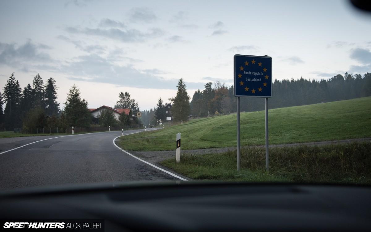 Dream Drive: <br/>Border Hopping In An S4Avant