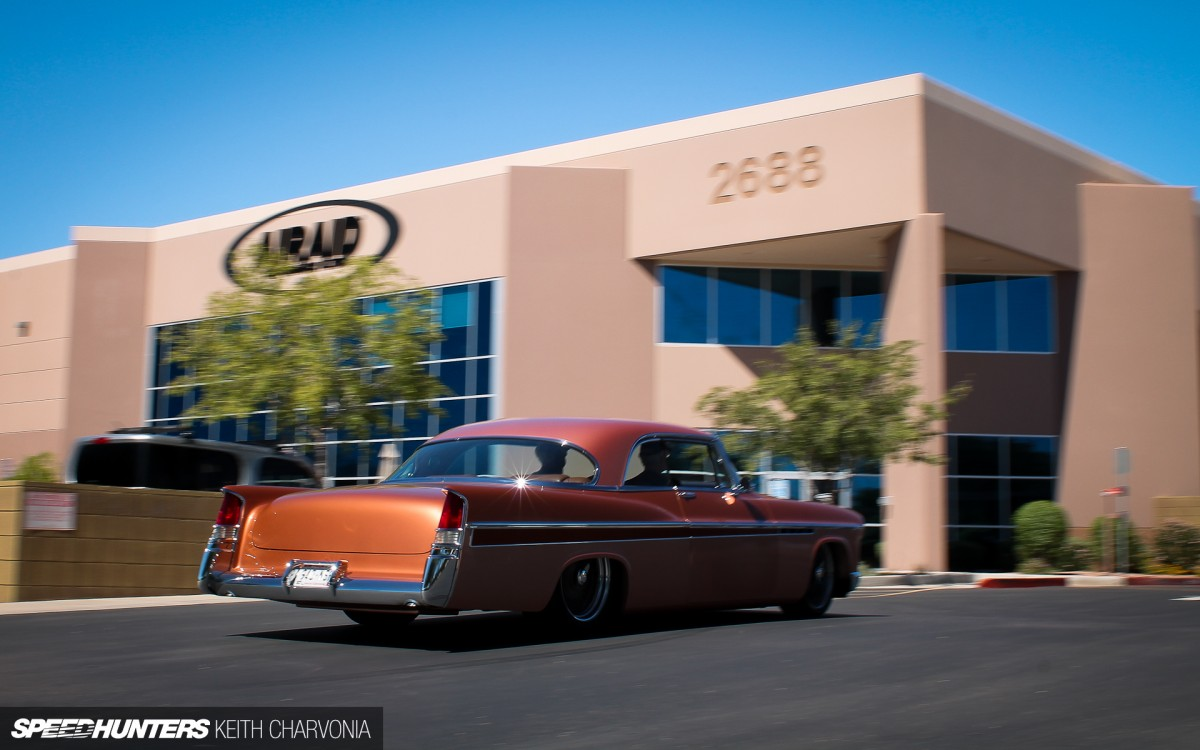 The Anti-Daily Grind: </br>A Surprise Car Show at the Office