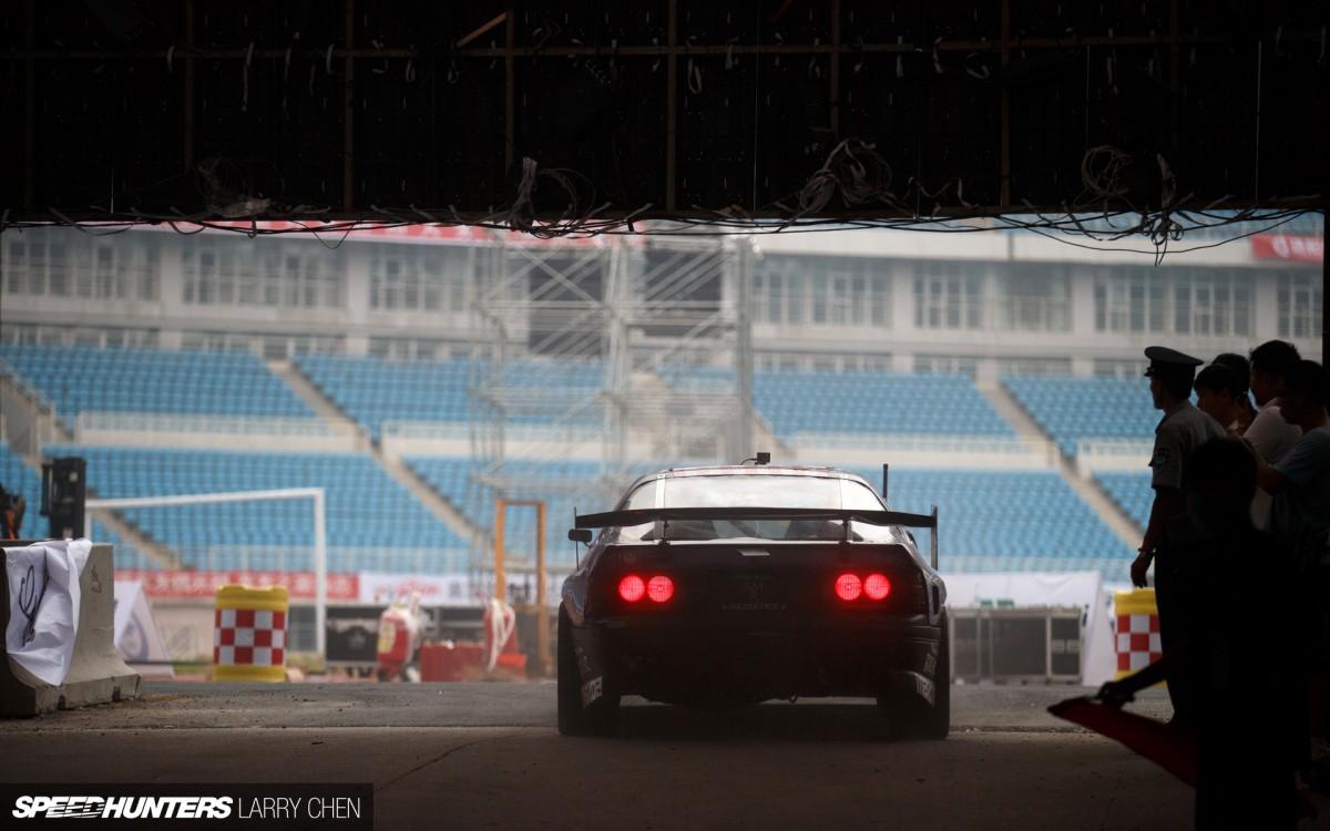 World Drift Series China: Getting Sideways On TheStreets