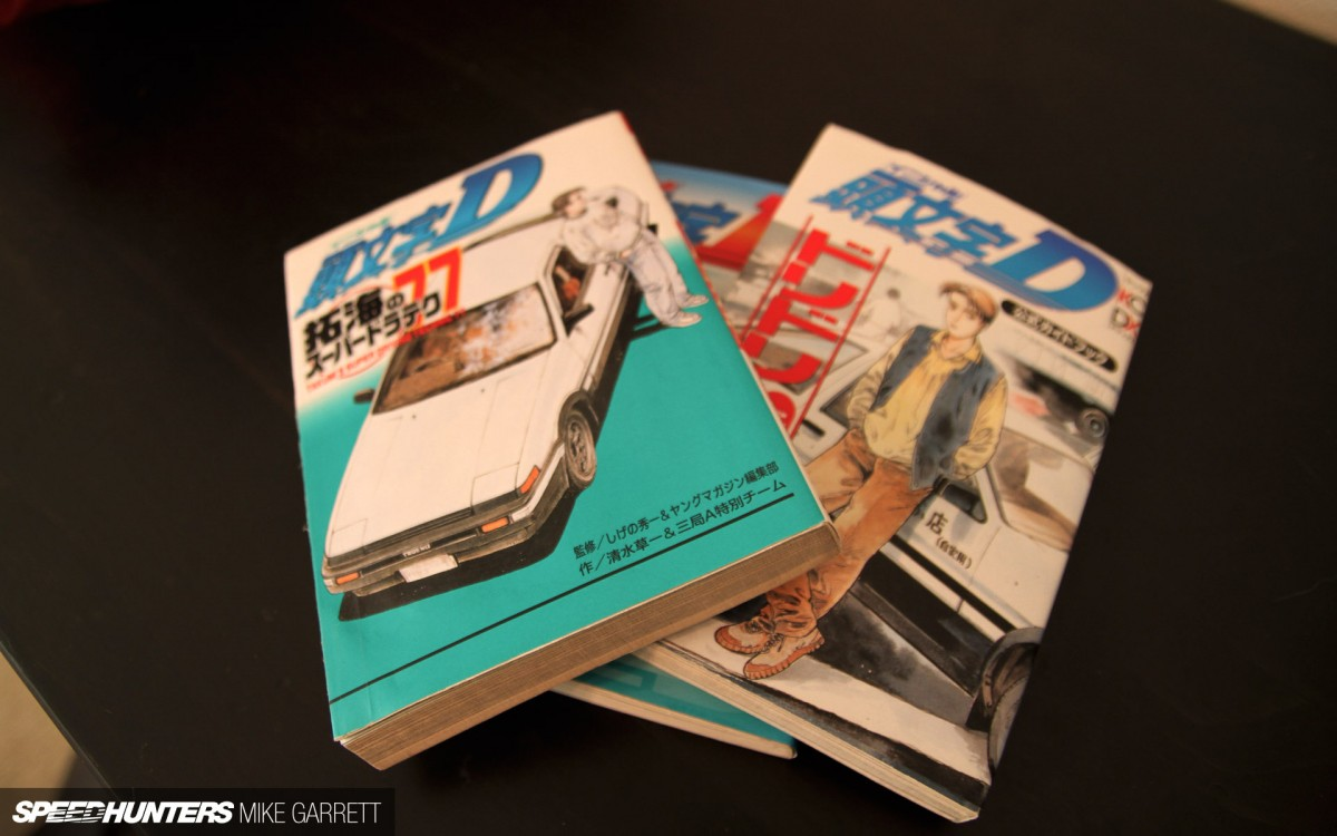 Initial D: How A Silly Cartoon Changed MyLife
