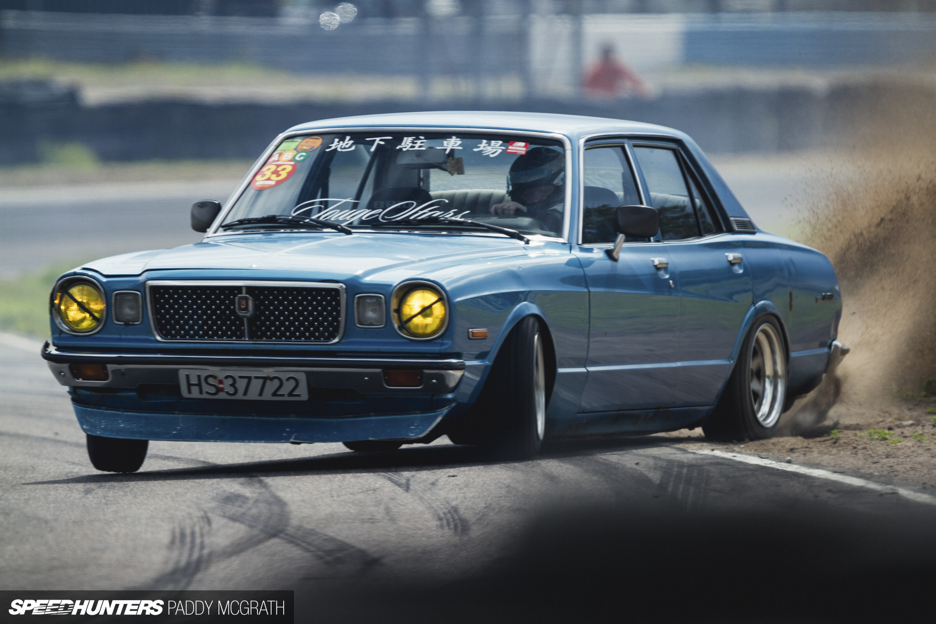 Simple Style That Drift Cressida Speedhunters