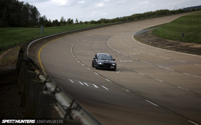 CAT Driver Training at the Millbrook Proving Ground, one of Europe's leading locations for testing and developing cars