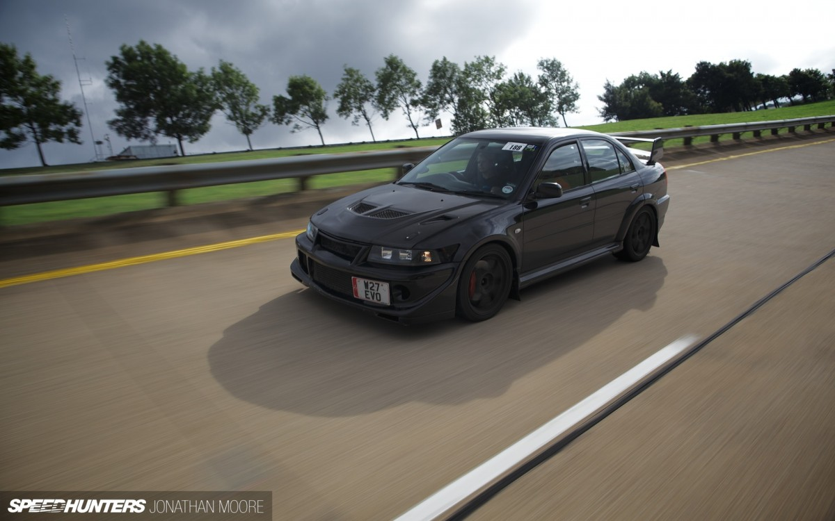 Project Evo: Driving Ambition