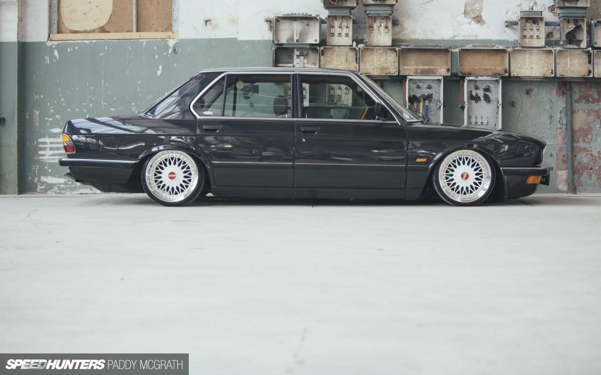 BMW E28: The Never-EndingAdventure