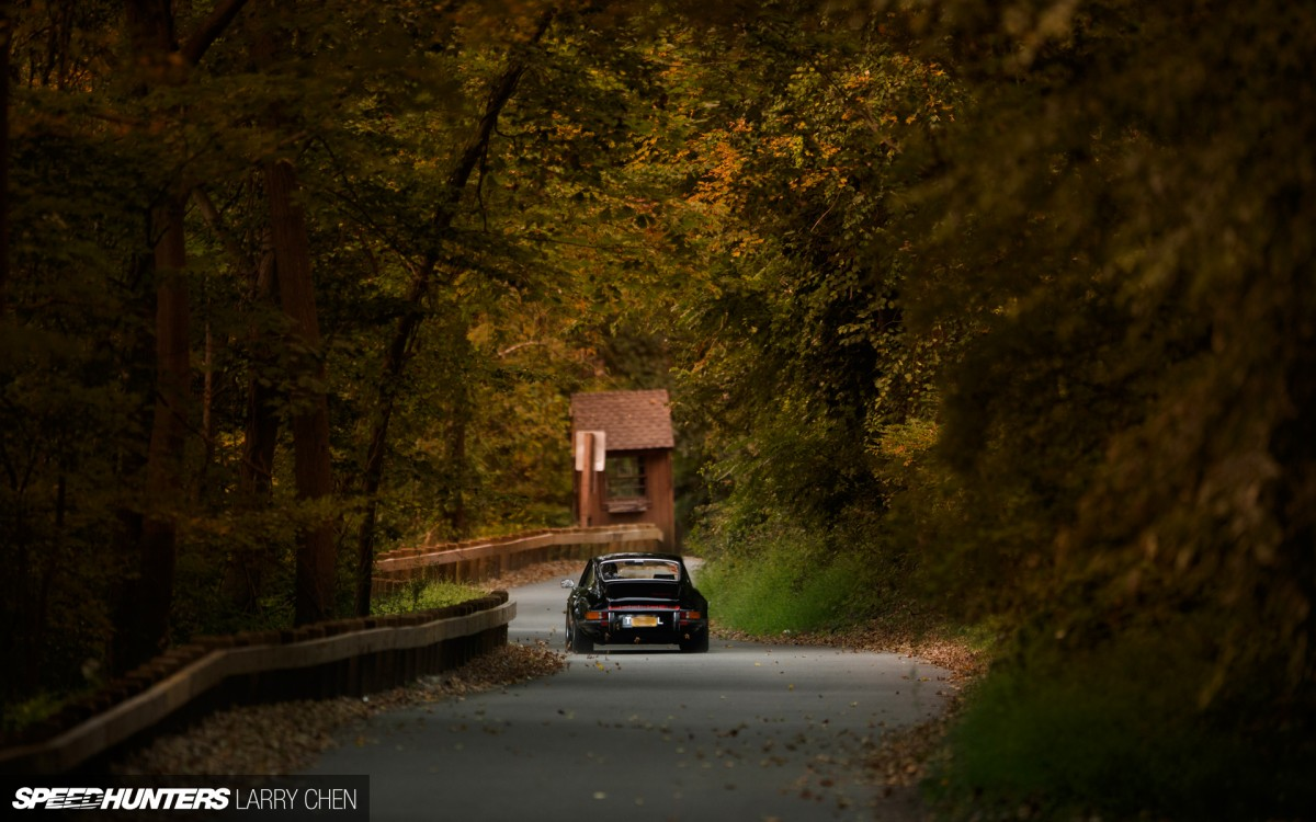 Speedhunting In A New York Minute