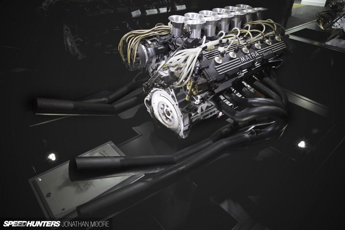 Sonic Destroyers: It's a V12Thing