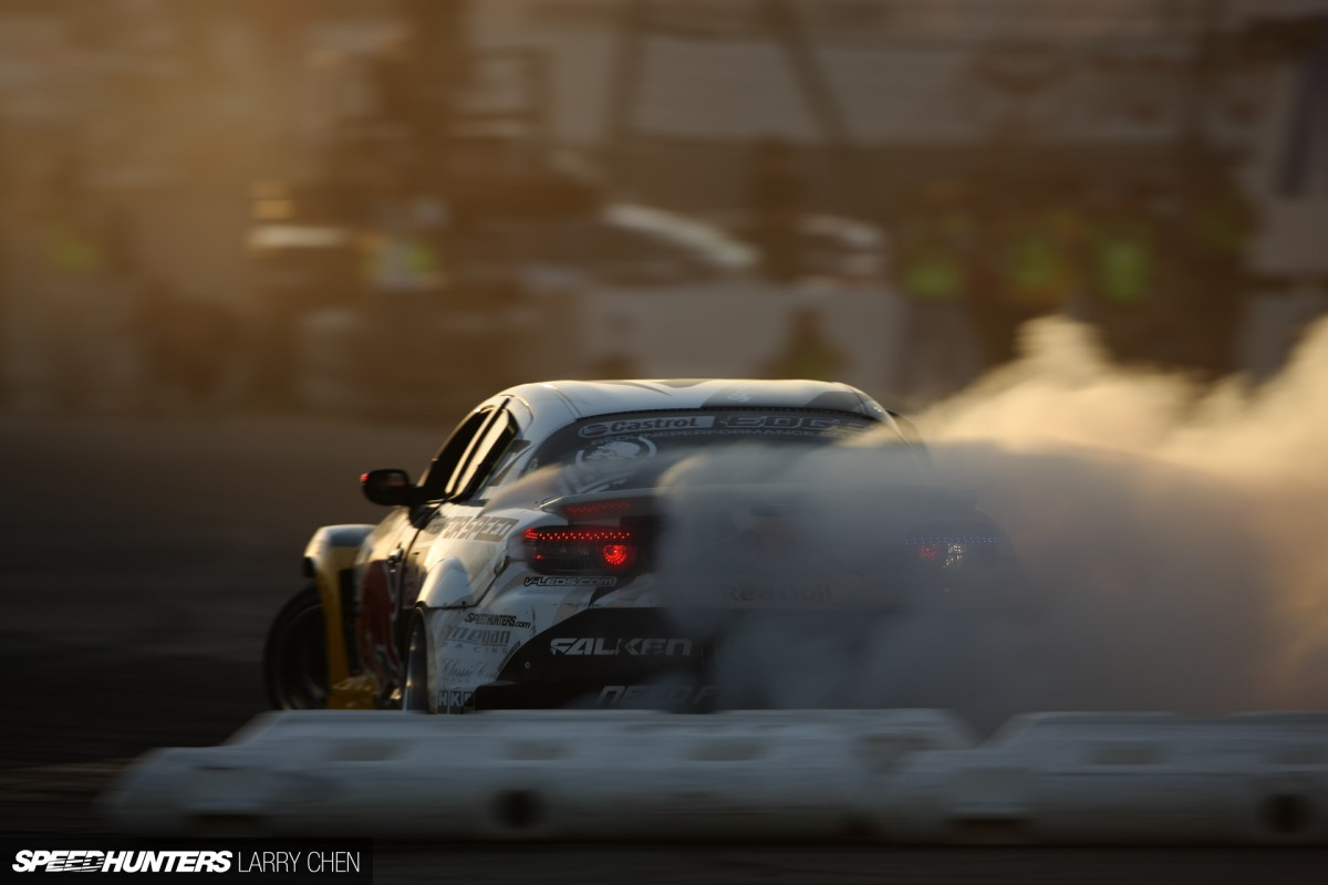 Formula Drift: 10 Years And Still Sideways