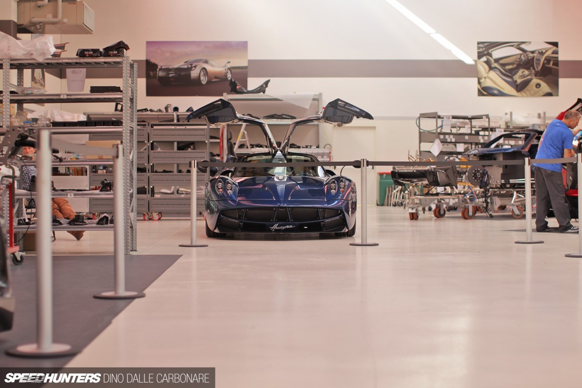 Pagani Tour: The Next Step