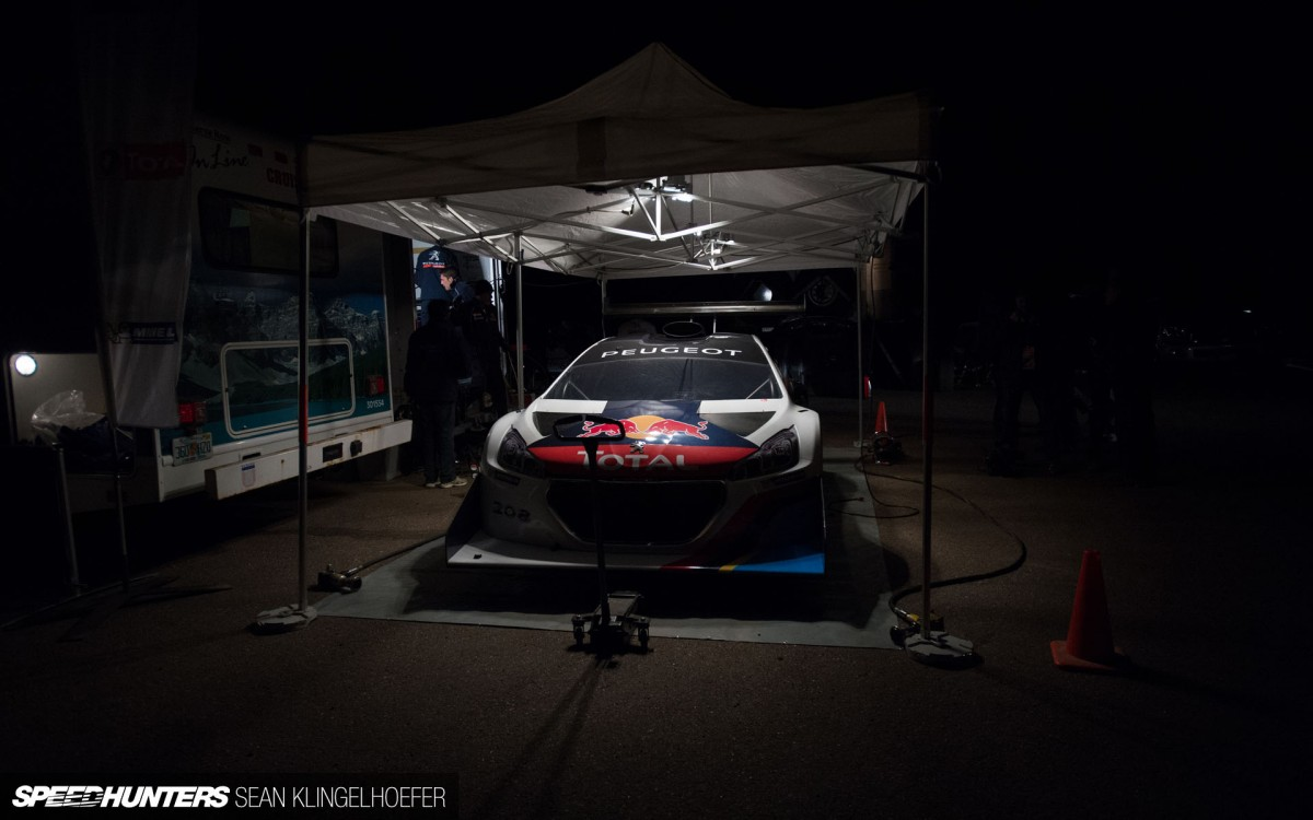 Have Wings, Will Fly: </br> Inside The Peugeot 208 T16 Pikes Peak