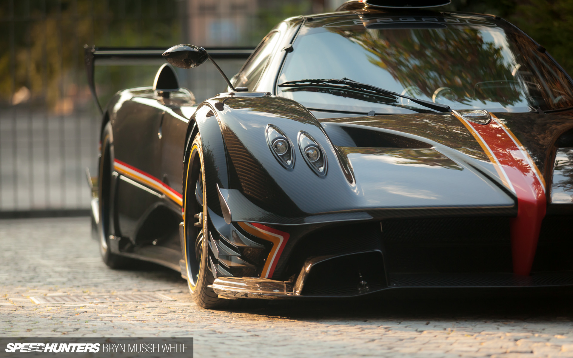 Awesome Pagani Zonda Wallpaper Car ...