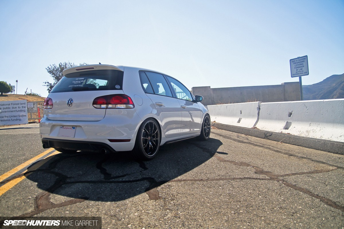 Weight Down, Style Up: </br>RAYS For Project GTI