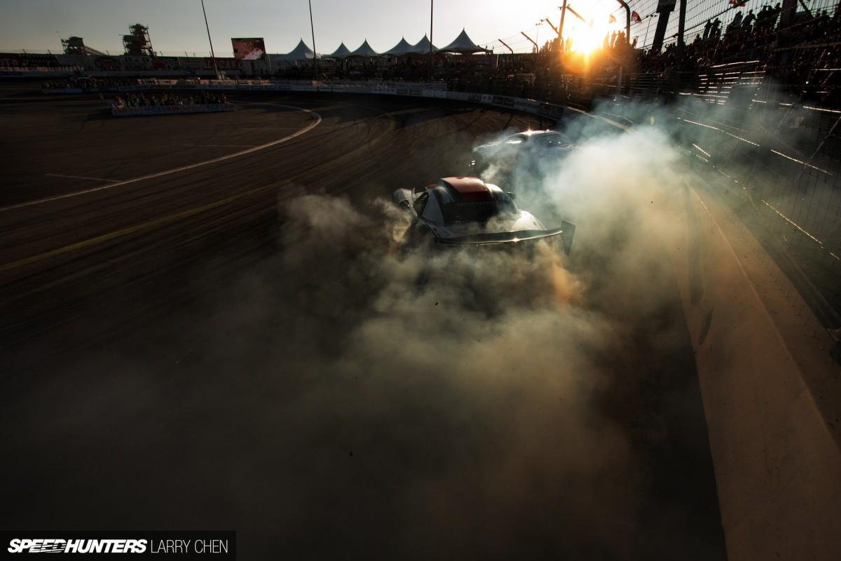 Formula Drift Irwindale: The Final CurtainCall