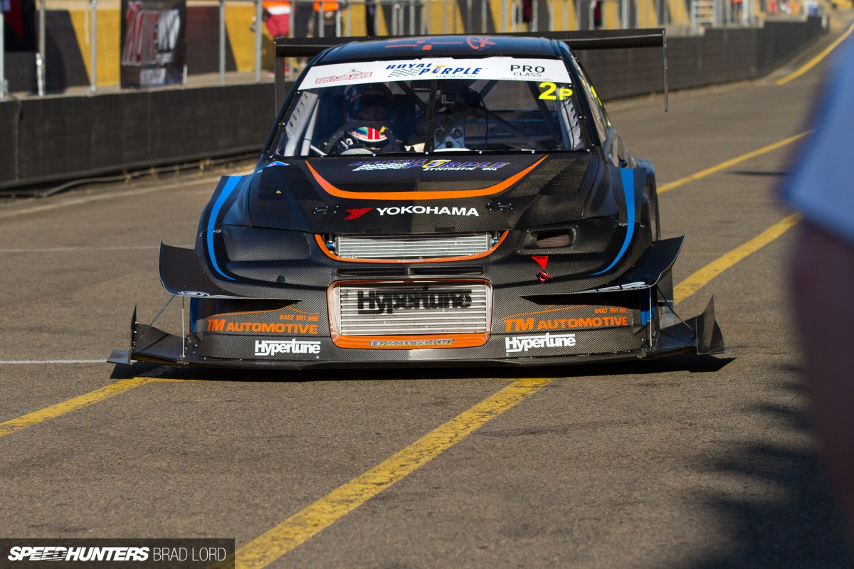 The Dust Settles At WTAC: </br> Tilton Reigns Supreme