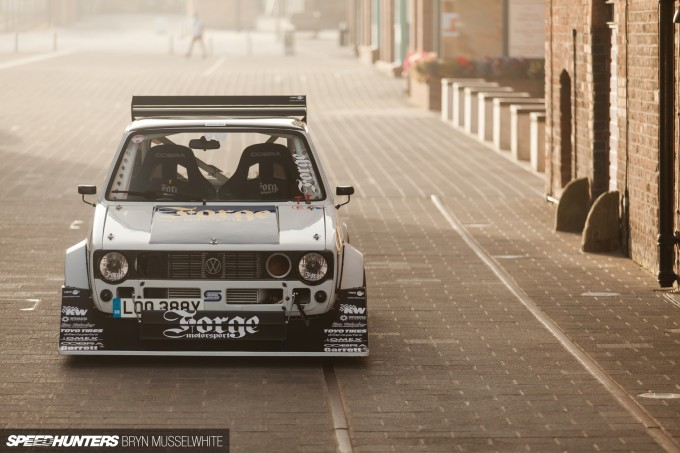 Forge Motorsport Mk1 Golf-14