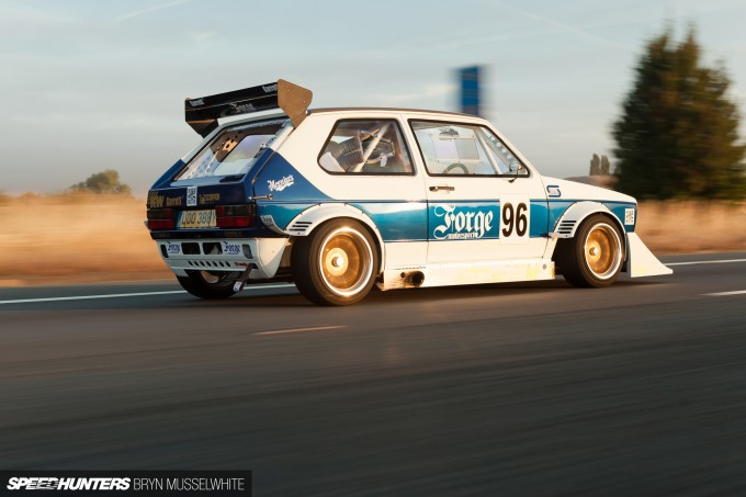 Forge Motorsport Mk1 Golf-7