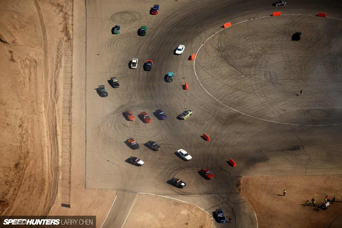 Just Drift All Star Bash: </br> Where It All&nbsp;Began