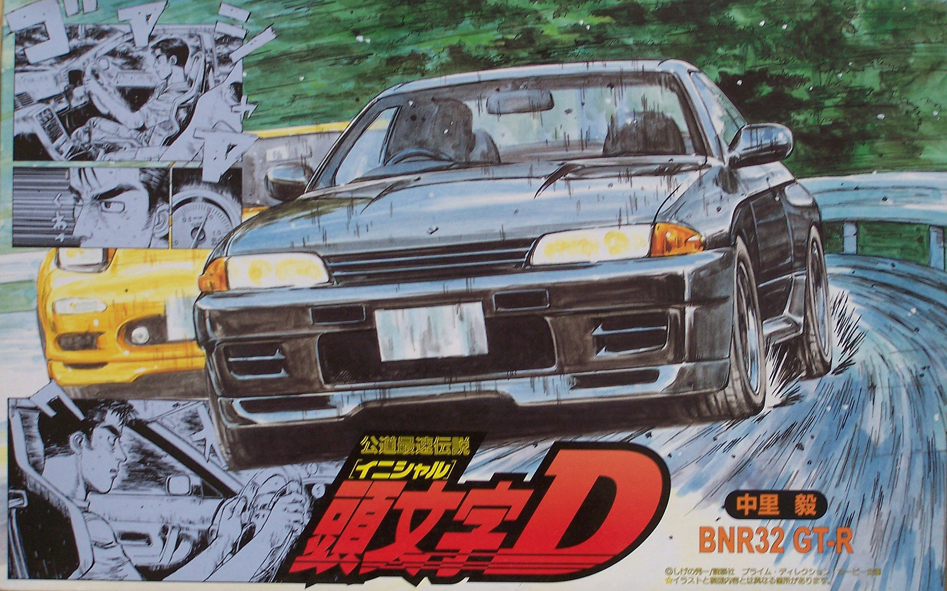 Initial D How A Silly Cartoon Changed My Life Speedhunters