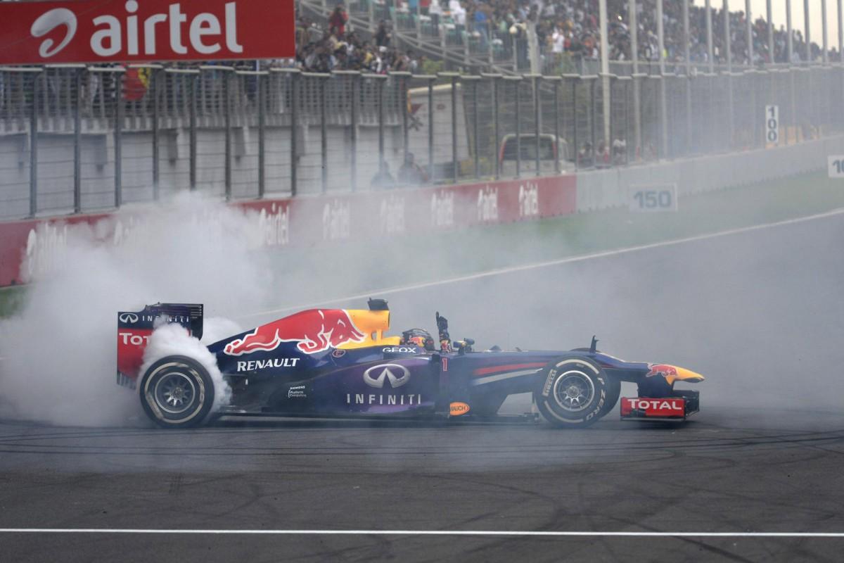 Domination: Vettel Takes Fourth StraightChampionship