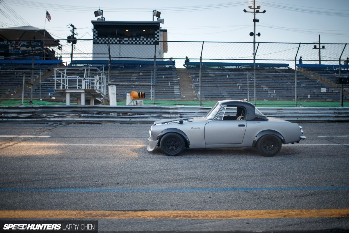 The Pursuit of Happiness:</br>A Datsun Roadster With a TurboTwist