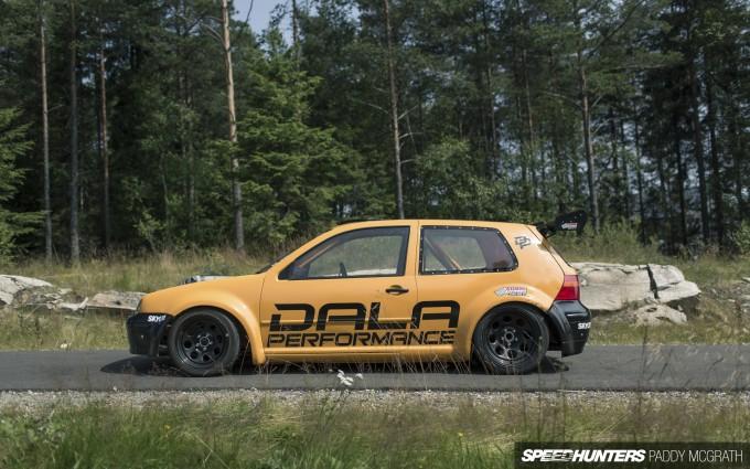VW Golf LS1 V8 Dala Performance-3