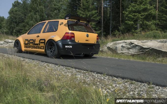 VW Golf LS1 V8 Dala Performance-4
