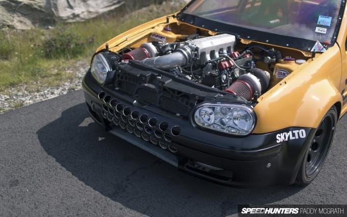 VW Golf LS1 V8 Dala Performance-5