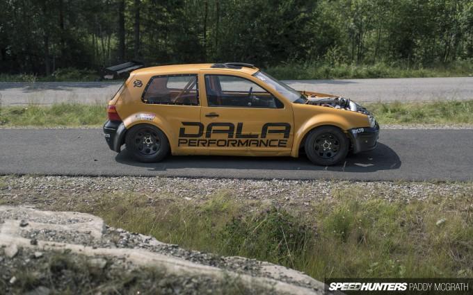 VW Golf LS1 V8 Dala Performance-7