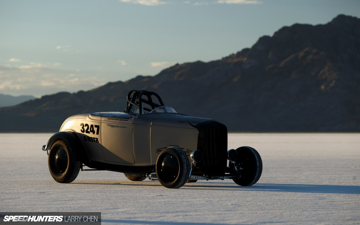 Hot Robbing: RB20 Motor and 174mph…