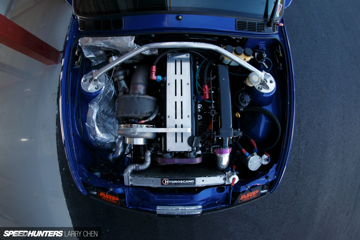A Big Boost 2JZ-Swapped M3 That Does It All
