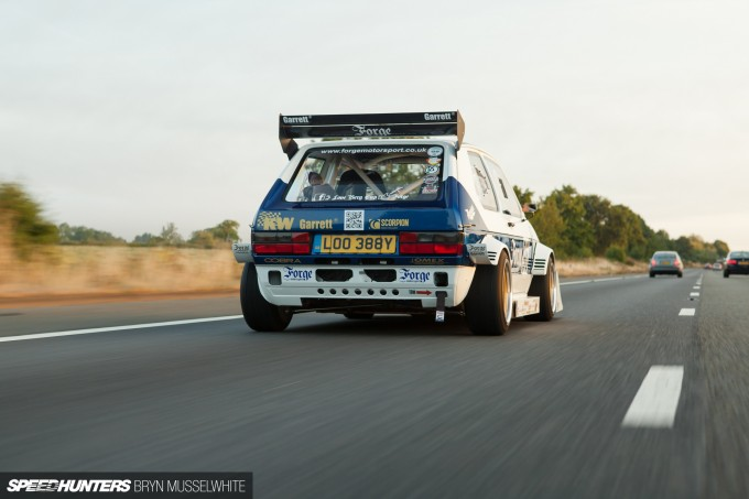 Forge Motorsport Mk1 Golf-5