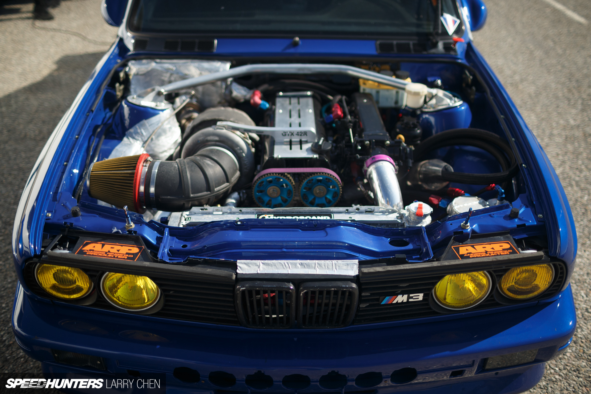A Big Boost 2jz Swapped M3 That Does It All Speedhunters