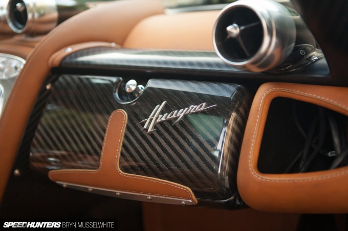 Pagani Huayra feature car-27