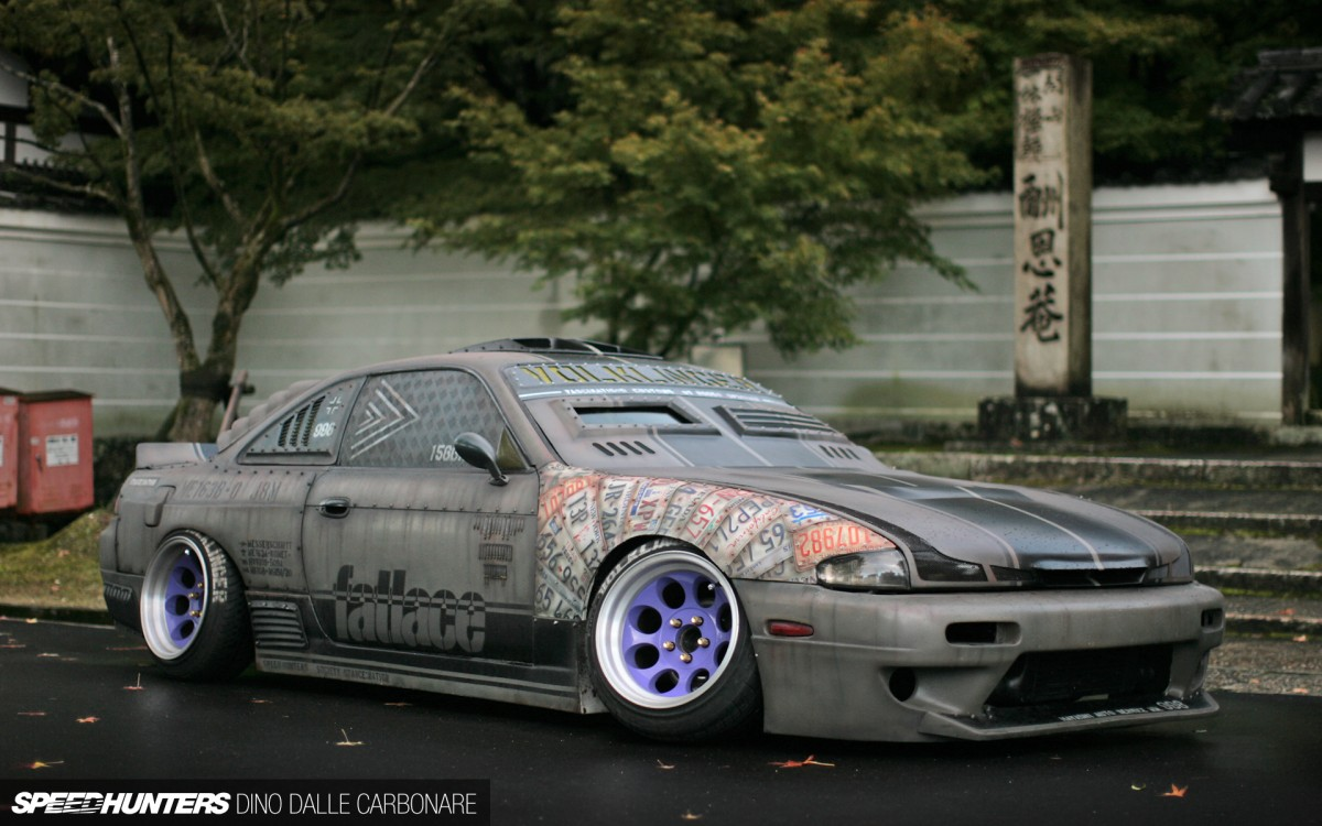 Military Aspirations Volklinger S14 Speedhunters