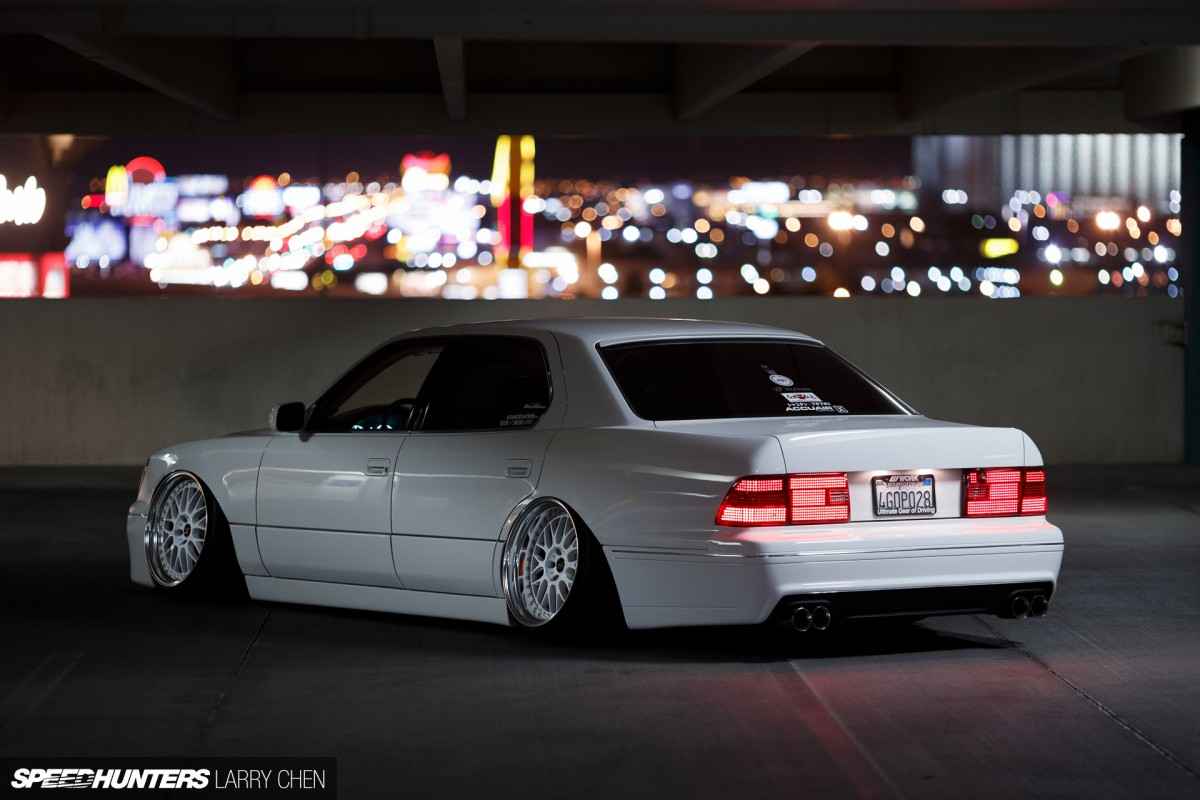 Game Of Details The Stance Nation Lexus Ls Speedhunters