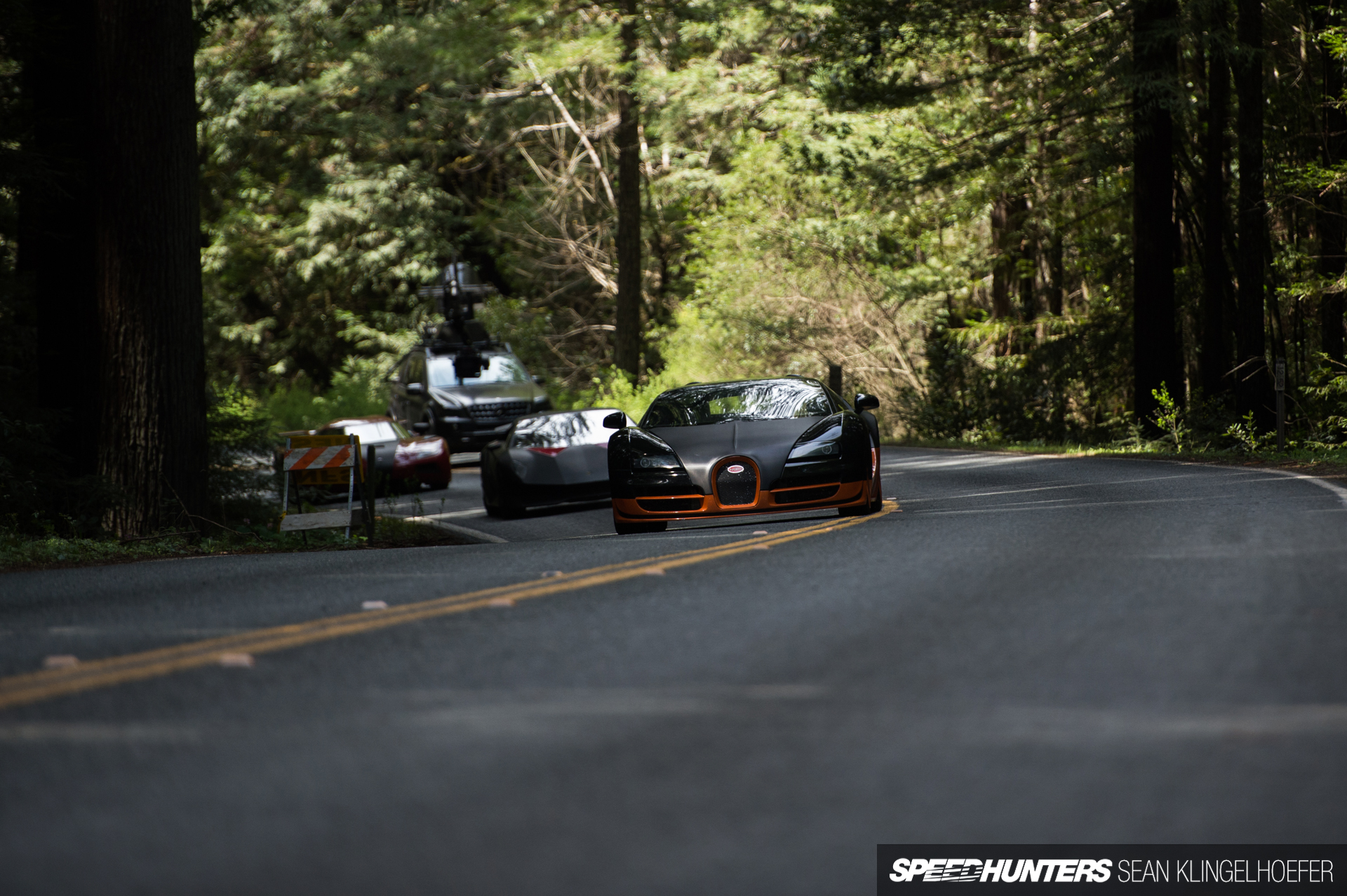 Destroying Million Dollar Hypercars On Set With Need For Speed