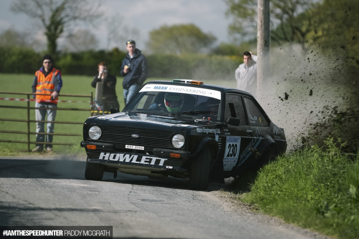 #IAMTHESPEEDHUNTER: </br> We Want Your Rally