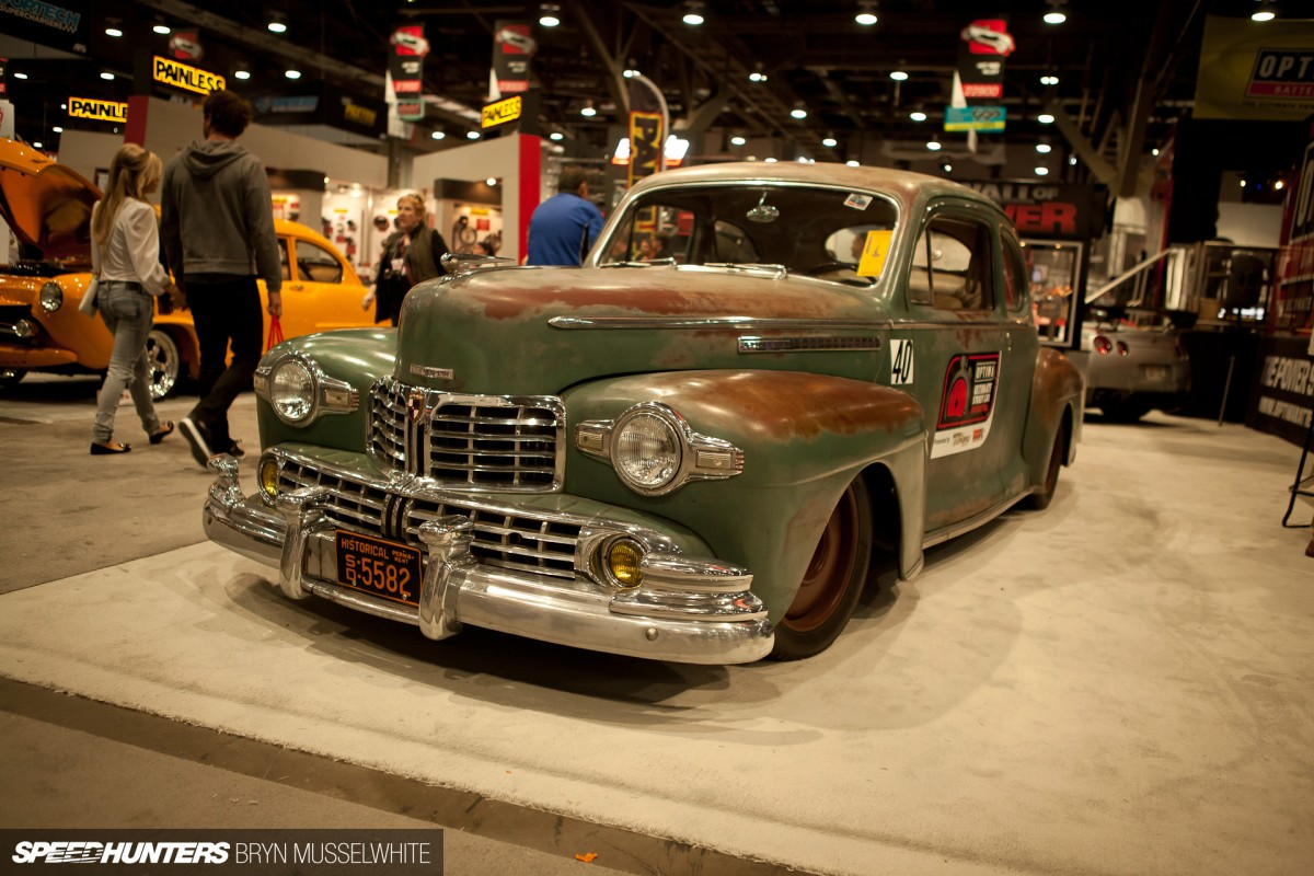 SEMA 2013: Trending On The Surface
