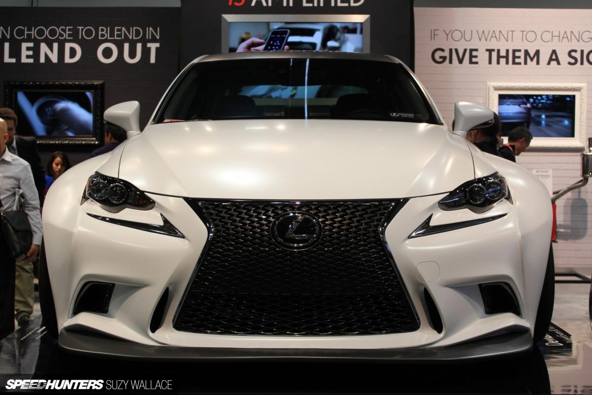 Lexus' DeviantBehaviour