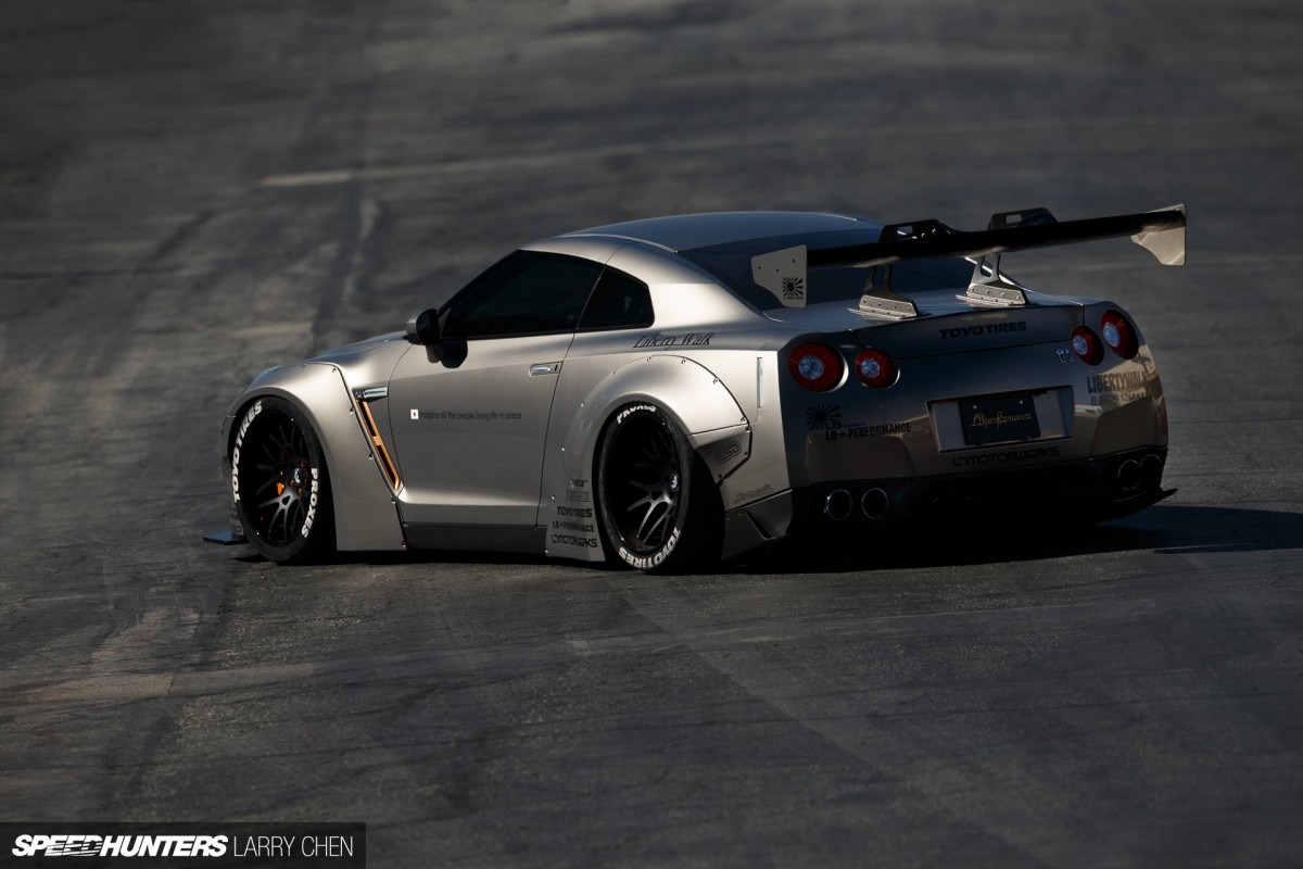 Defining The Niche: The Liberty Walk GT-R