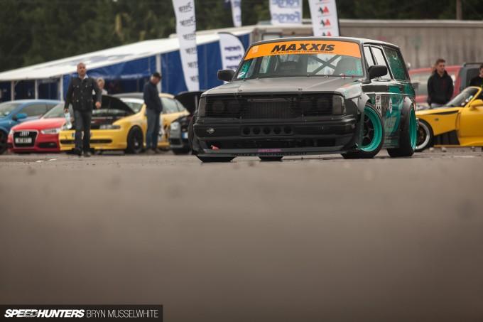 Huxley Motorsport Volvo 240-10